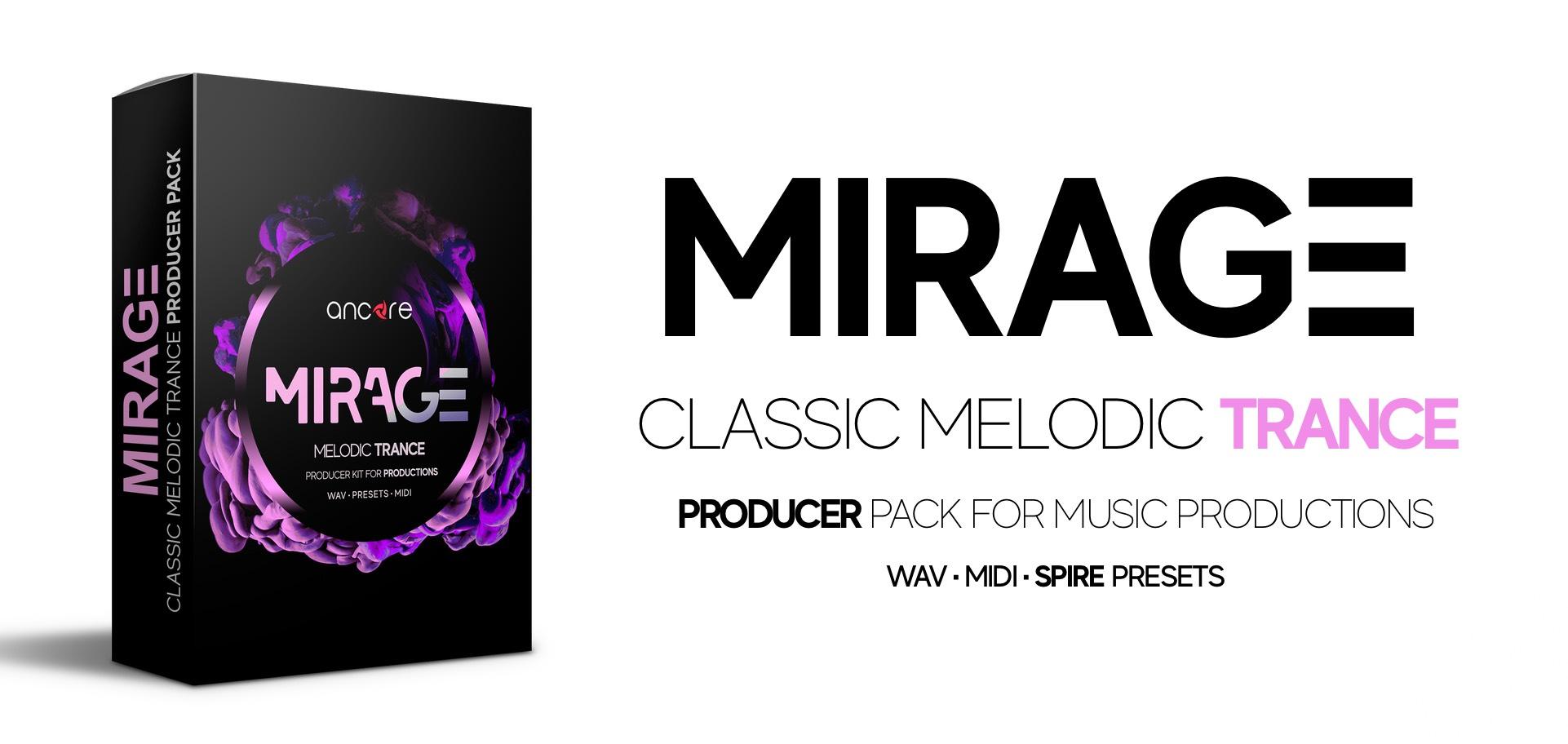Mirage pack
