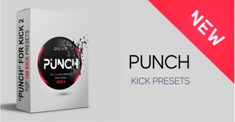 Punch For Kick2 Presets