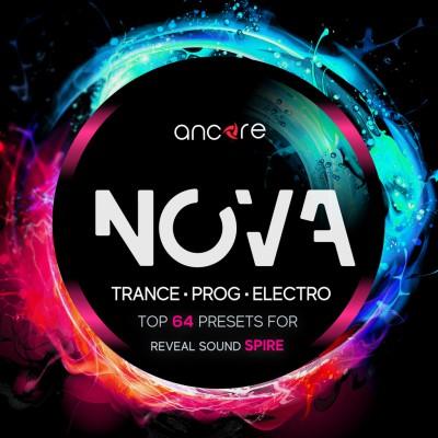 NOVA Trance Spire Presets