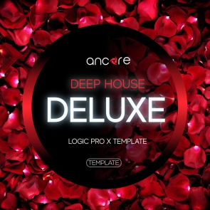 Deep House Deluxe Logic Pro X Template