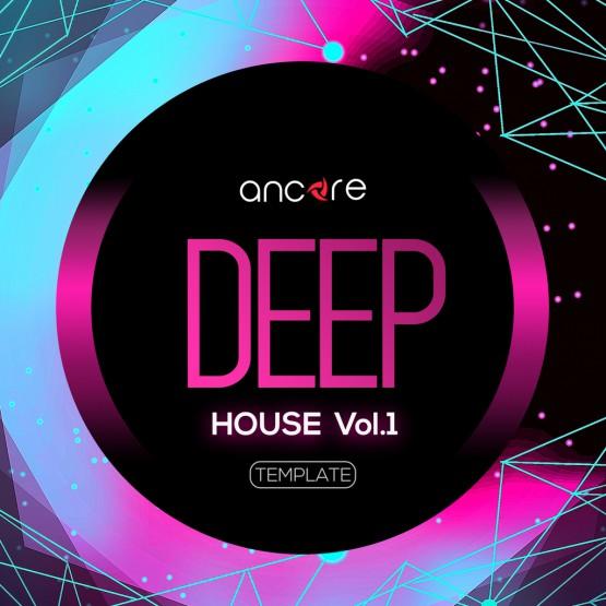 Deep House Logic Template  Vol.1