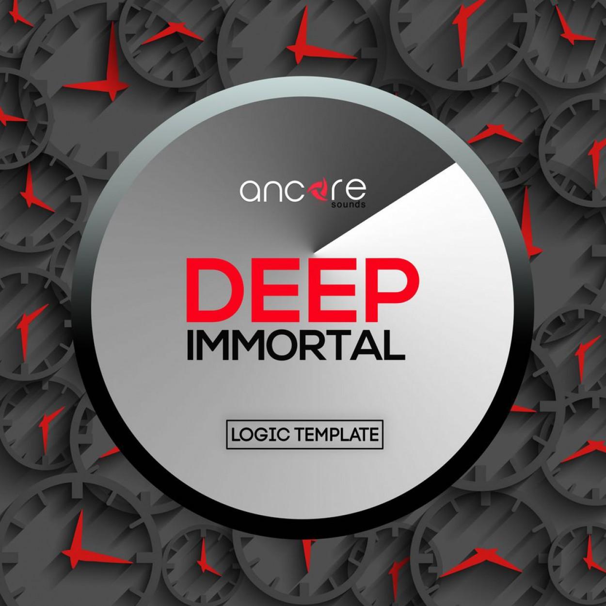 Deep House Immortal Logic Pro Template Vol.1