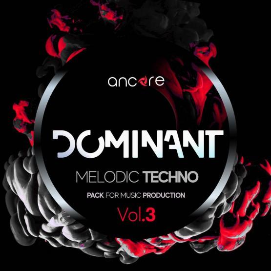 DOMINANT Melodic Techno Vol.3