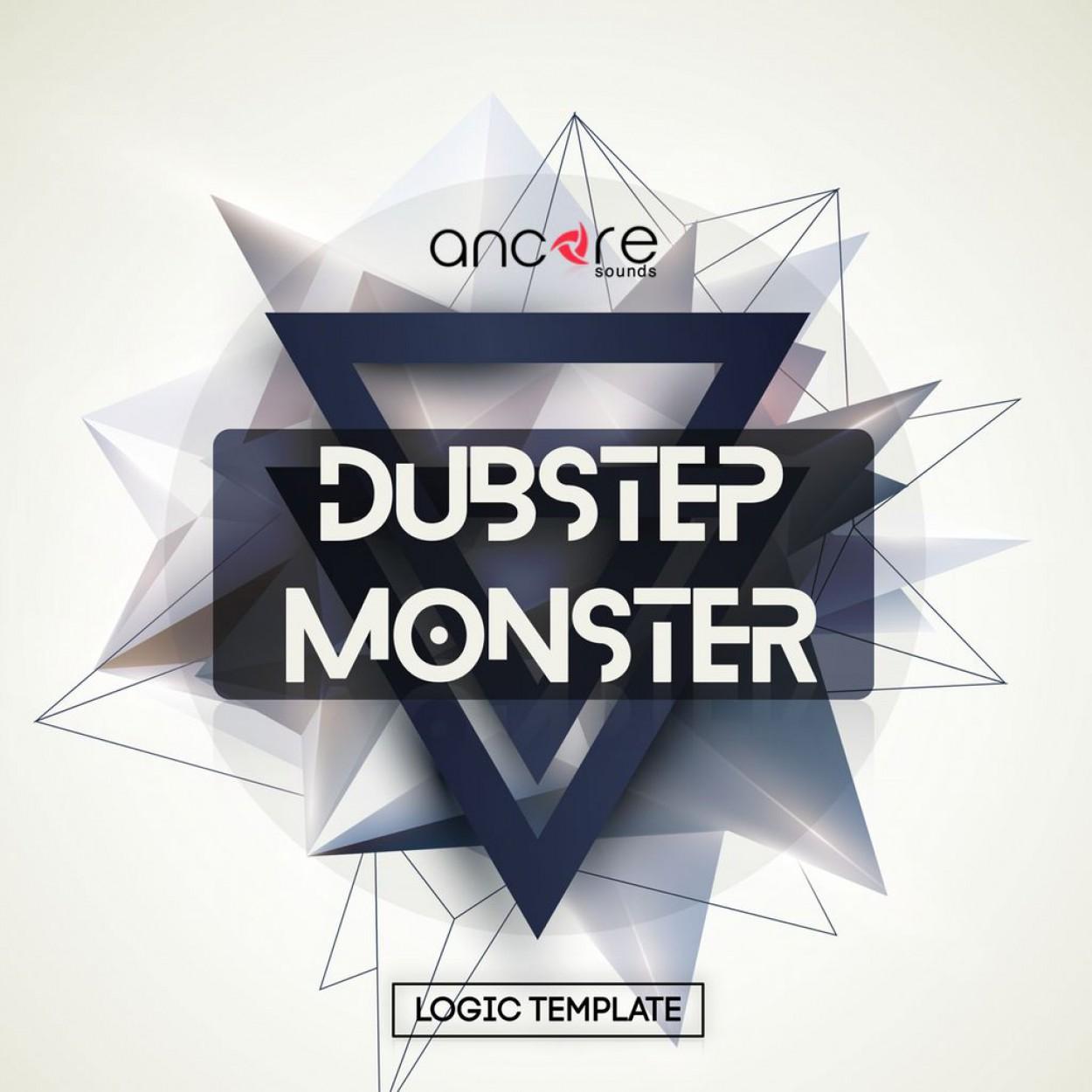 DubStep Monster Logic Pro Template Vol.1