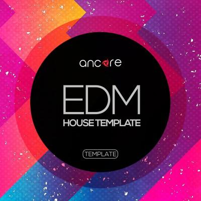 EDM House Logic Pro Template Vol.1