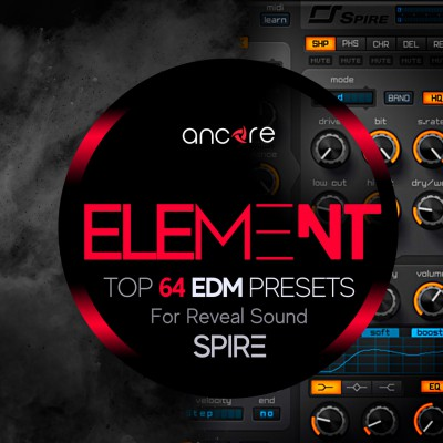 ELEMENT EDM for Spire Vol.1 [FREE]