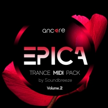 EPICA 2 UPLIFTING TRANCE MIDI PACK