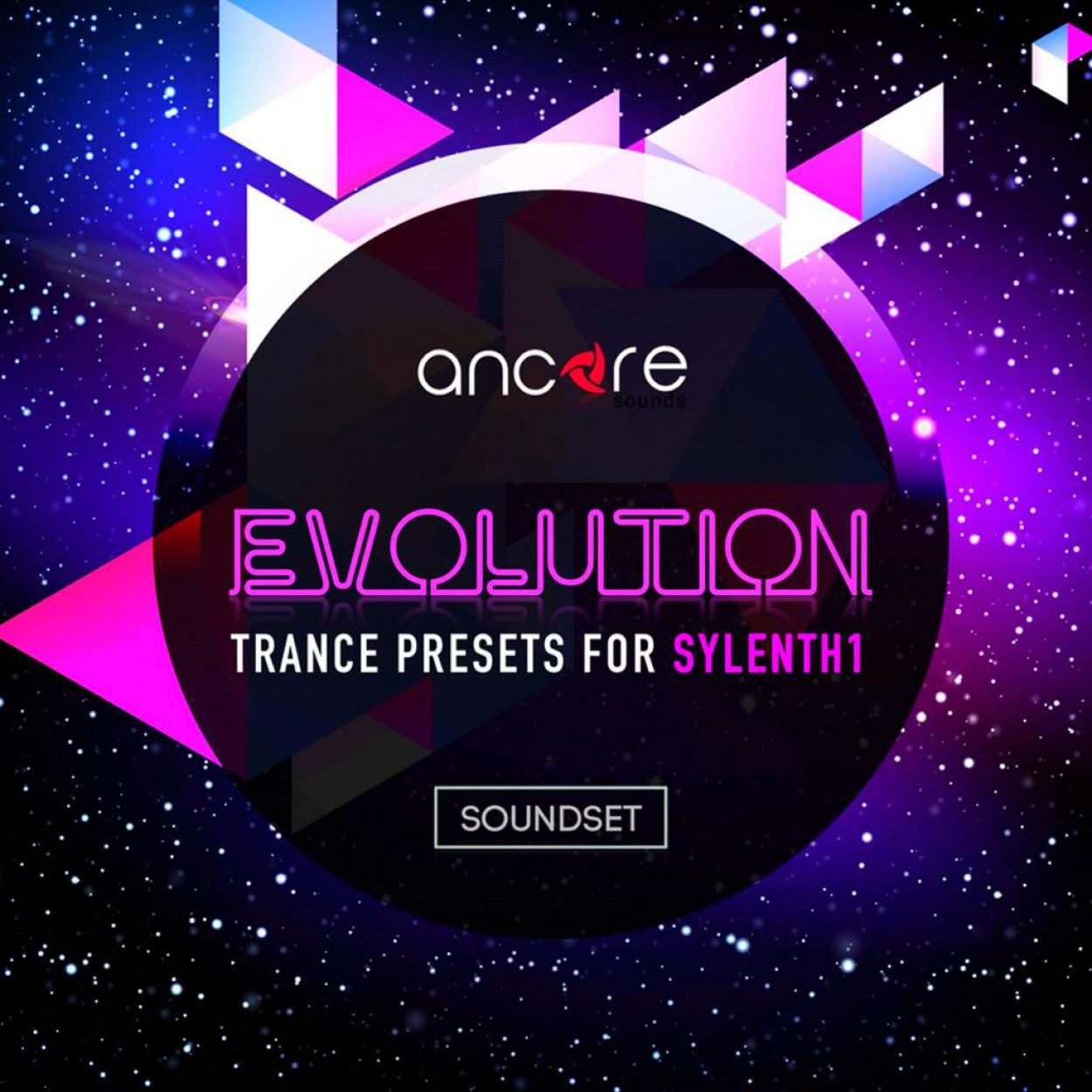 Evolution Trance For Sylenth1
