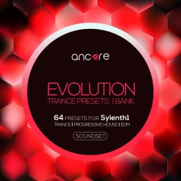 Evolution Trance Sylenth1