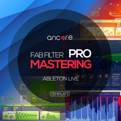 FabFilter Pro Mastering Ableton Template