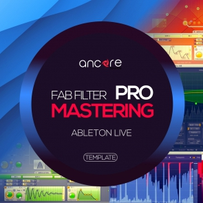 FabFilter Pro Mastering Ableton 10 Template