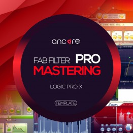 FabFilter Pro Mastering Logic Template