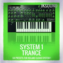 Roland Cloud System 1 Soundset