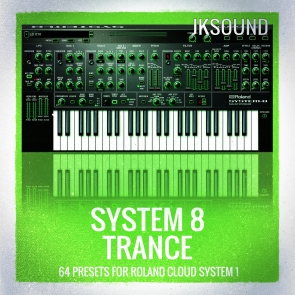 Roland Cloud System 8 Soundset
