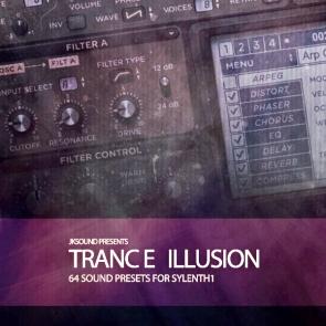 Trance Illusion Vol.1 Sylenth1 Soundset