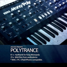 Polytrance For Korg Monopoly
