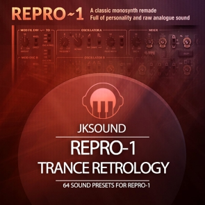Trance Retrology Repro-1 Soundset Vol.1