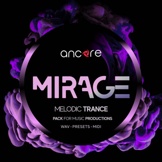 MIRAGE Melodic Trance Pack