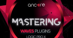 Waves EDM Mastering Logic Pro X Template