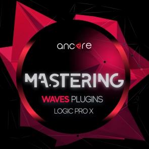 Waves EDM Mastering Logic Pro X Template