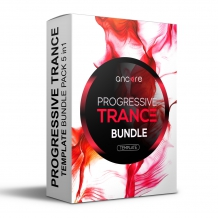 Progressive Trance Logic Template Bundle