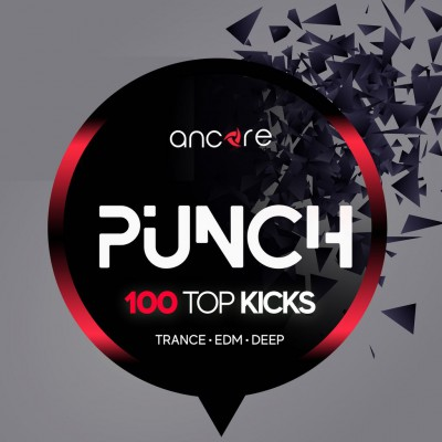 PUNCH 100 Kick Top Labels