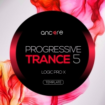 Progressive Trance Logic Template Vol.5