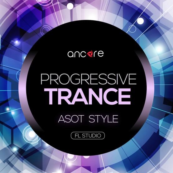 Progressive Trance FL Studio Template Vol.1