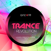 Trance Revolution Sample Pack