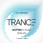 Soundbreeze Uplifting Trance FL Studio Template