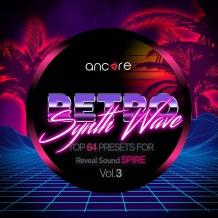 Spire Retro Synthwave 3