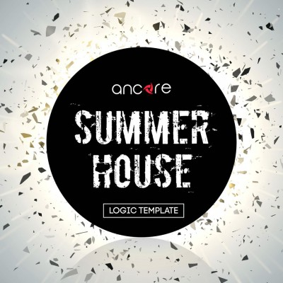 Summer House Logic Pro Template Vol.1
