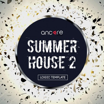 Summer House Logic Pro Template Vol.2