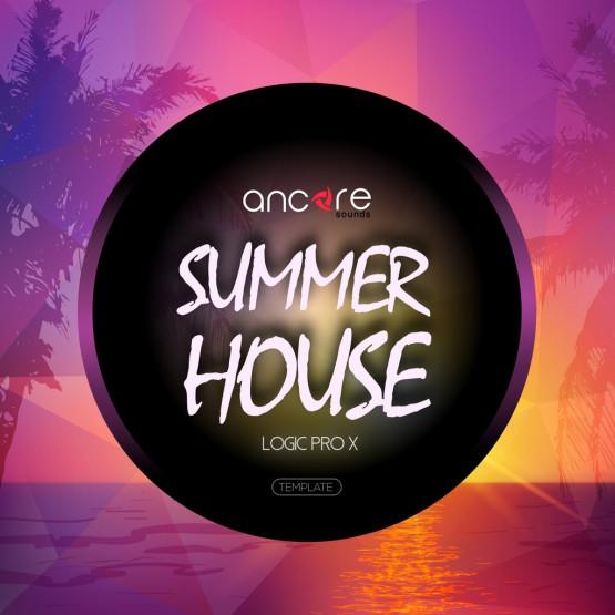 Summer House Logic Template Vol.1