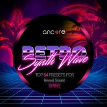 Spire Retro Synthwave [FREE]
