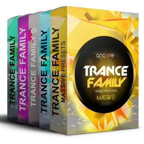 Trance Family Synth Series