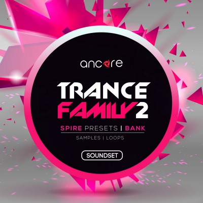 Spire Trance Family 2 Presets