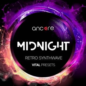 MIDNIGHT Synthwave Vital Soundset