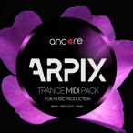 ARPIX Trance Midi Pack