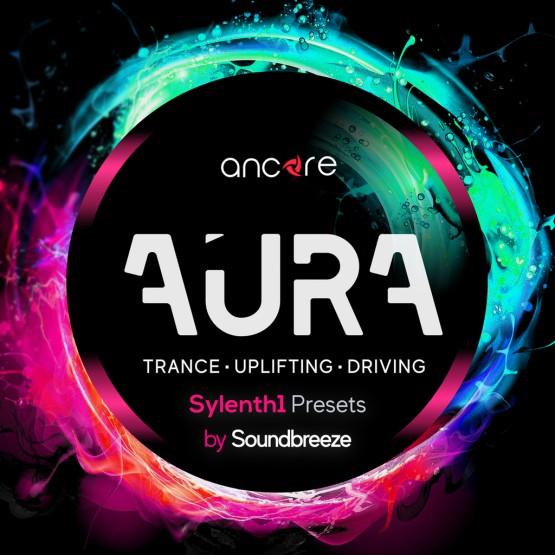 AURA Trance For Sylenth1 by Soundbreeze