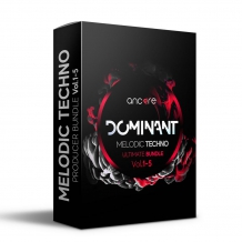 DOMINANT Melodic Techno Bundle Vol.1-5