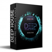Deep House Logic Template Bundle
