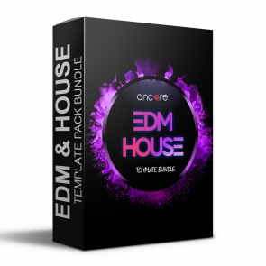 EDM & House Logic Templates Bundle