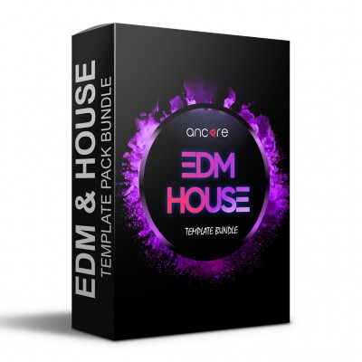 EDM & House Logic Template Bundle