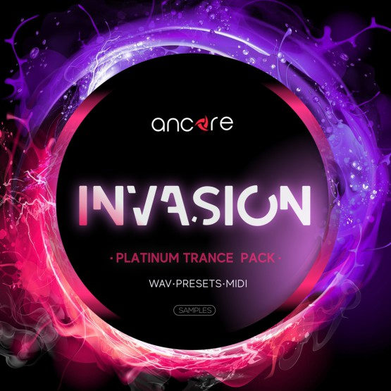 INVASION Trance Sample Pack [FREE]