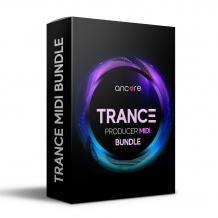 Trance MIDI Bundle  3 in 1