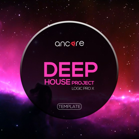 Deep House Logic Template [FREE]