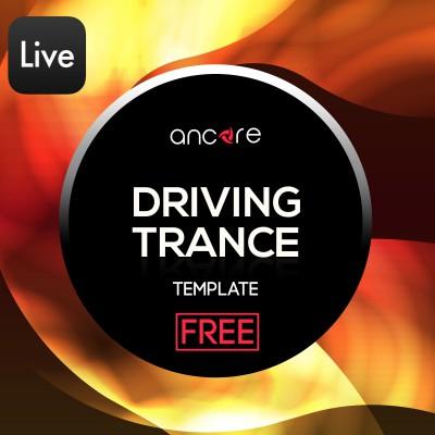 Driving Trance Ableton Mini Template [FREE]