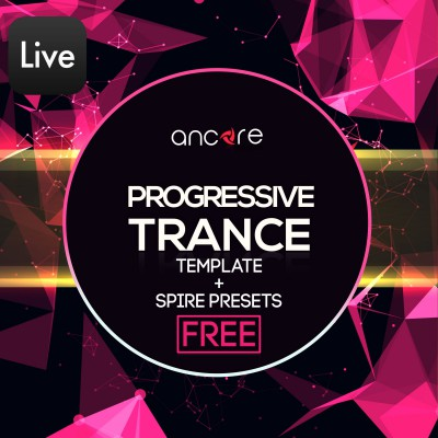 Progressive Trance Ableton Mini Template [FREE]