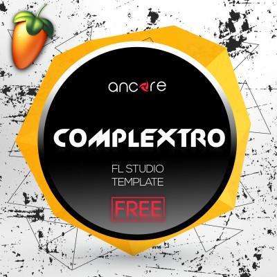 Complextro EDM FL Studio Template [FREE]